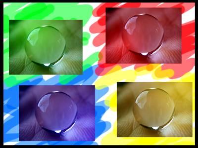 Режим наложения Soft Light (Мягкий свет) - Добавить контраст, цвет, тон к фото