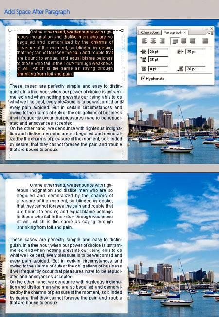 Инструмент Текст (Type Tool) для написания текста на фото в Фотошопе