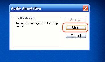 Инструменты звуковая аннотация (Annotation) и заметки (Notes) в Фотошопе