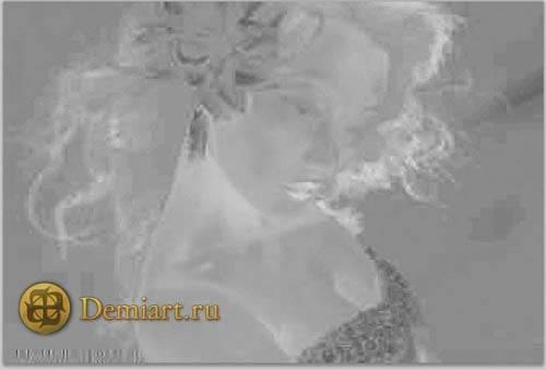 Фотообработка и цветокоррекция портрета используя Фотошоп