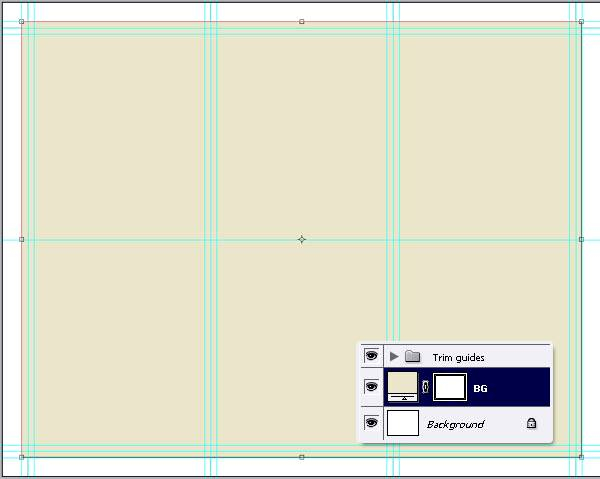Создаем дизайн брошюры для печати используя Фотошоп