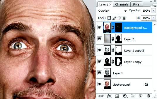 Обработка фото в стиле Esquire используя Фотошоп