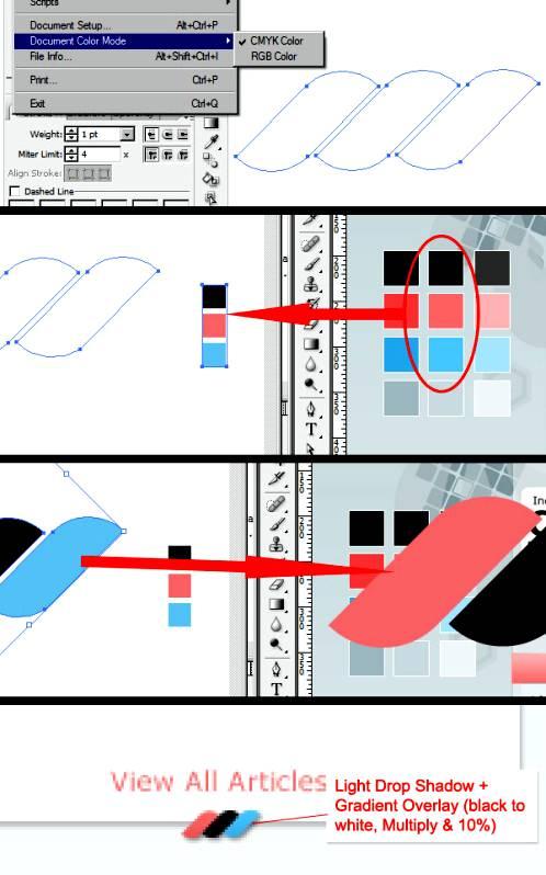 Создаем профессиональный макет дизайна в Фотошопе