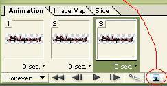 Создаем анимационный искрящийся текст используя Фотошоп