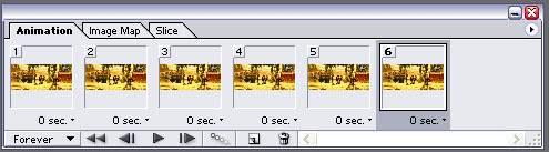 Создаем анимацию похожую на Dendi или SEGA используя Фотошоп
