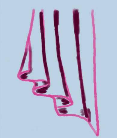 Изучаем основы рисования ткани, рисуем драпировку в Фотошопе