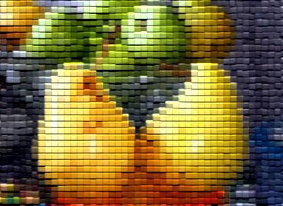 Галерея фильтров в Фотошопе