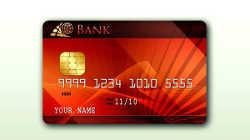 Рисуем реалистичную кредитную карту