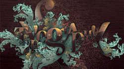 Создаем типографическую иллюстрацию с декоративным узором