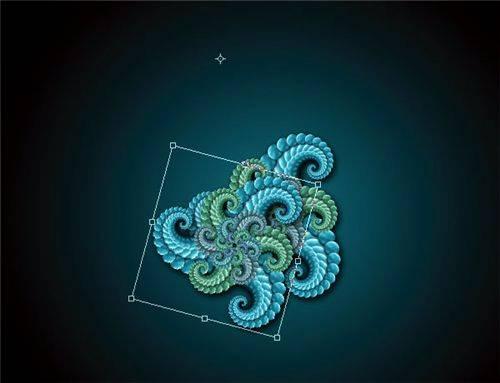 Создание фрактальных изображений в Фотошопе