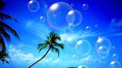 Рисуем мыльные пузыри