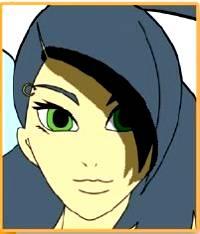 Раскрашиваем рисунок в аниме-стиле используя Фотошоп