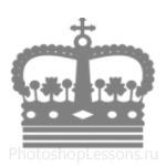 Кисти: короны для Фотошопа - кисть 118