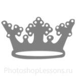 Кисти: короны для Фотошопа - кисть 119