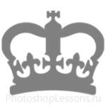 Кисти: короны для Фотошопа - кисть 51