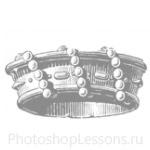 Кисти: короны для Фотошопа - кисть 67
