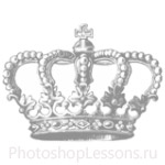Кисти: короны для Фотошопа - кисть 69