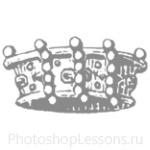 Кисти: короны для Фотошопа - кисть 73