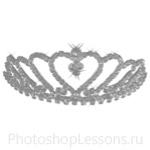 Кисти: короны для Фотошопа - кисть 8