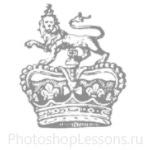 Кисти: короны для Фотошопа - кисть 80