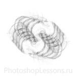 Кисти: абстрактные для Фотошопа - кисть 11