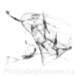 Кисти: абстрактные для Фотошопа - кисть 19