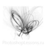 Кисти: абстрактные для Фотошопа - кисть 23