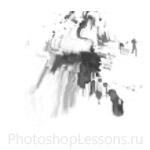 Кисти: абстрактные для Фотошопа - кисть 38