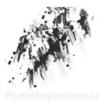 Кисти: абстрактные для Фотошопа - кисть 39