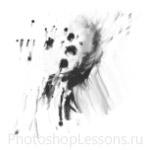 Кисти: абстрактные для Фотошопа - кисть 42