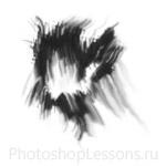 Кисти: абстрактные для Фотошопа - кисть 43