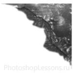 Кисти: декоративные рамки для Фотошопа - кисть 31