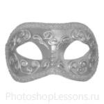 Кисти: маски для Фотошопа - кисть 1