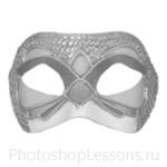 Кисти: маски для Фотошопа - кисть 11