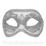 Кисти: маски для Фотошопа - кисть 12