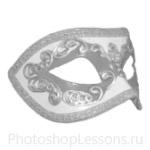 Кисти: маски для Фотошопа - кисть 14