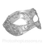 Кисти: маски для Фотошопа - кисть 16