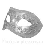 Кисти: маски для Фотошопа - кисть 2