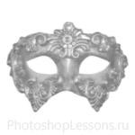 Кисти: маски для Фотошопа - кисть 3