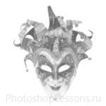 Кисти: маски для Фотошопа - кисть 30