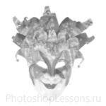 Кисти: маски для Фотошопа - кисть 31
