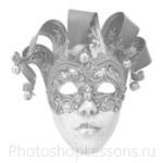 Кисти: маски для Фотошопа - кисть 34