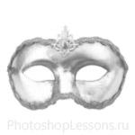 Кисти: маски для Фотошопа - кисть 59