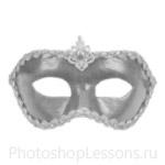 Кисти: маски для Фотошопа - кисть 62