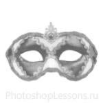 Кисти: маски для Фотошопа - кисть 65